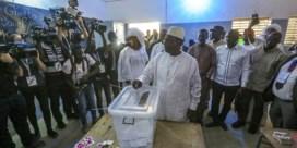 Senegalese president eist verkiezingszege op