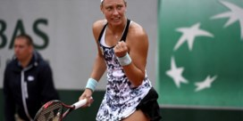 Yanina Wickmayer naar tweede ronde in Indian Wells