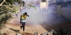 President Soedan vecht voor zijn hachje