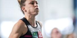 Eline Berings moet in laatste instantie afhaken voor EK atletiek indoor