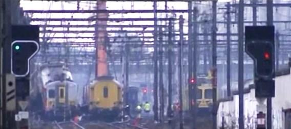 Experts vinden verklaring voor 'groen licht' na treinramp Buizingen