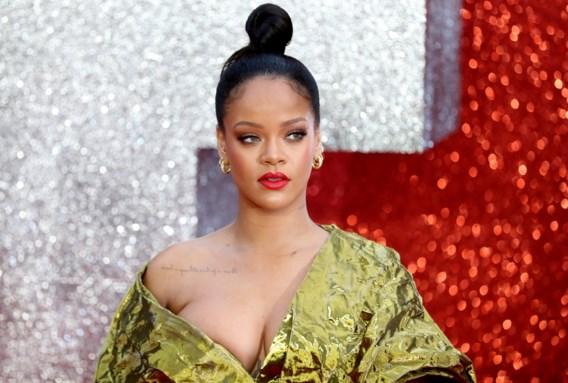 Naam luxelabel Rihanna eindelijk bekend
