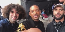 Will Smith feliciteert Adil El Arbi en Bilall Fallah
