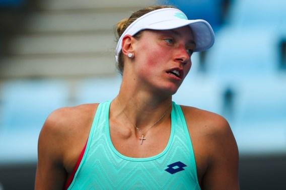 Yanina Wickmayer wint wel het dubbelspel in Shrewsbury na eerdere nederlaag in enkelspel