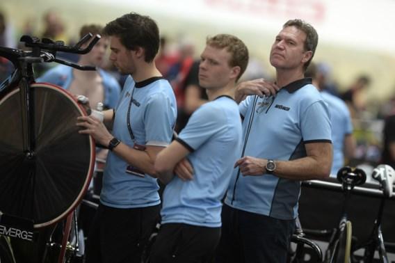 Belgische vrouwen halen in ploegenachtervolging top 8, mannen uitgeschakeld op WK Baanwielrennen