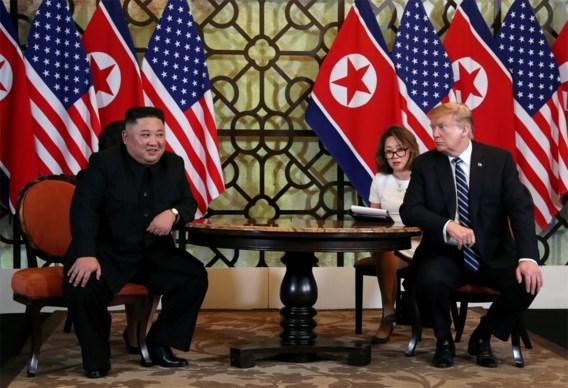 Trump en Kim praten voort: 'Snelheid is niet belangrijk'