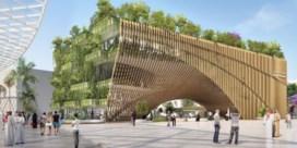 Dit is het Belgische paviljoen op de wereldexpo in Dubai