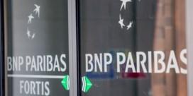 Waarom alles in de banksector krimpt (behalve de technologie)