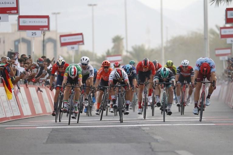 """Viviani bezorgt Deceuninck - Quick Step alweer de zege in UAE Tour: """"Het was belangrijk om Gaviria te kloppen"""""""