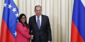 Rusland belooft trouw te blijven aan Nicolás Maduro