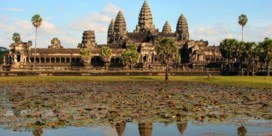 Angkor deemsterde traag weg