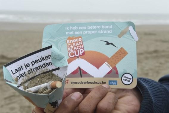 Bredene wil rookvrije strandzone uittesten