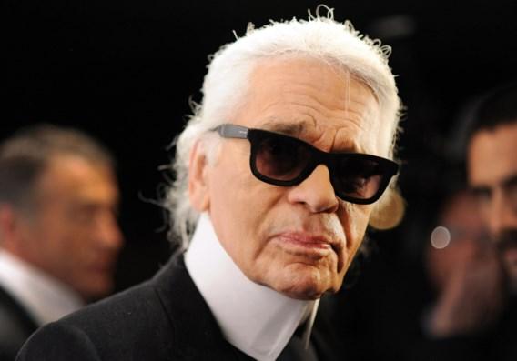 Karl Lagerfeld wordt in alle stilte gecremeerd: 'Je moet gewoon verdwijnen'