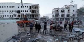 Zeker 35 doden bij zelfmoordaanslag in Somalië