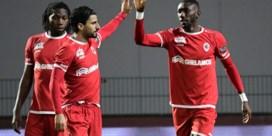 Antwerp ziet twee goals afgekeurd worden, maar is zeker van Play-off 1 na zege tegen Eupen