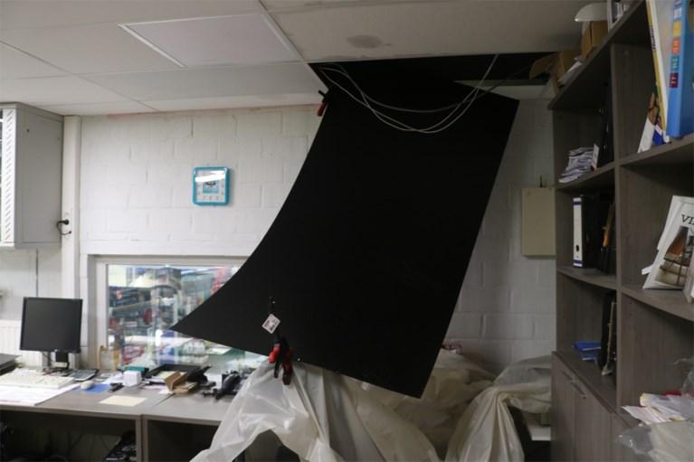 Spectaculaire inbraak: dieven stelen kluis zonder voet in het gebouw te zetten
