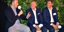 Radiozender mag op hotel met Deceuninck - Quick Step tijdens E3 Binck Banck Classic
