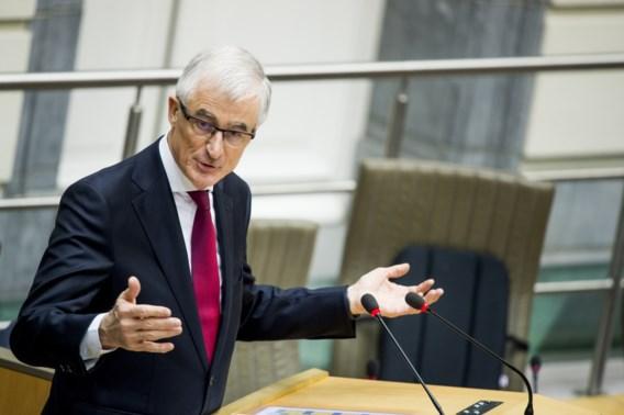 Bourgeois veegt voorstel benoeming 'klimaatintendant' van tafel