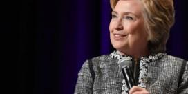 Hillary Clinton geen kandidaat voor presidentsverkiezingen van 2020