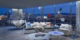 Damien Hirst richt hotelsuite Las Vegas in