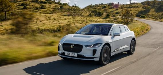 Krachtige motoren, batterij met verre 'range', en computerkracht: dit zijn de troeven van Jaguars elektrische SUV