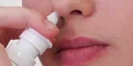 Nieuw: neusspray tegen depressie