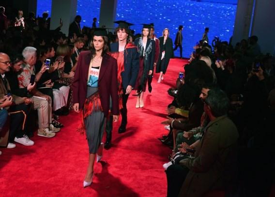 Calvin Klein keert voorlopig niet terug naar de catwalk