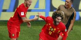 """Eden Hazard: """"Ik heb nog geprobeerd om Fellaini te overtuigen om niet te stoppen"""""""
