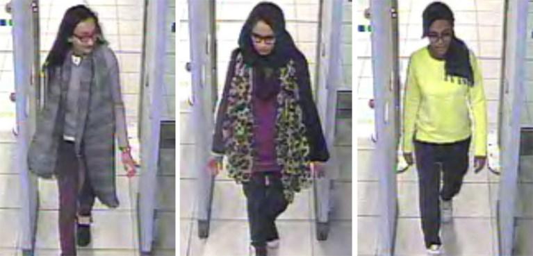 'Ook derde baby Britse IS-bruid overleden in Syrië'