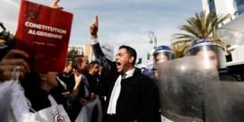 Algerijns protest: 30 miljoen jonge mensen dat is veel springstof