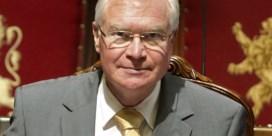 Becaus slaat terug naar 'laaghartige' partijgenoot Peumans: 'Hij moet zijn mond houden over mijn commissiewerk'