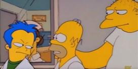 The Simpsons verwijderen aflevering met Michael Jackson