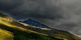 Klimaatpaniek in de bergen