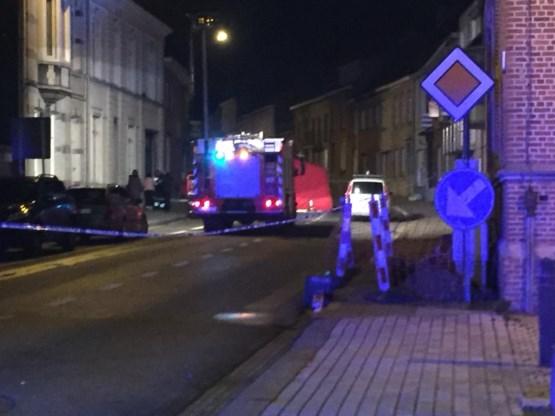 Politie schiet gewapende man neer in Kruishoutem