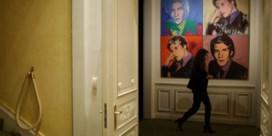 Twaalf maanden cel voor stelen werken Andy Warhol na feestje