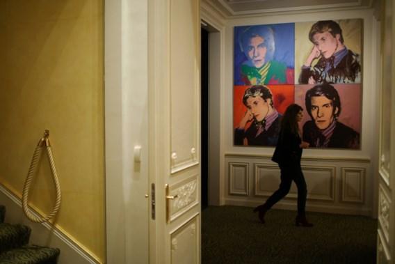 Twaalf maanden cel voor stelen werken Andy Warhol na feestje in Zwevegem