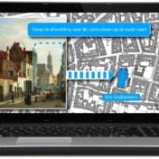 Met app op stap door Antwerpen van zestiende eeuw