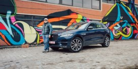 Hoe de designtopper van Jaguar ook een kunstwerk inspireerde van graffitikunstenaar Jean-Luc Moerman