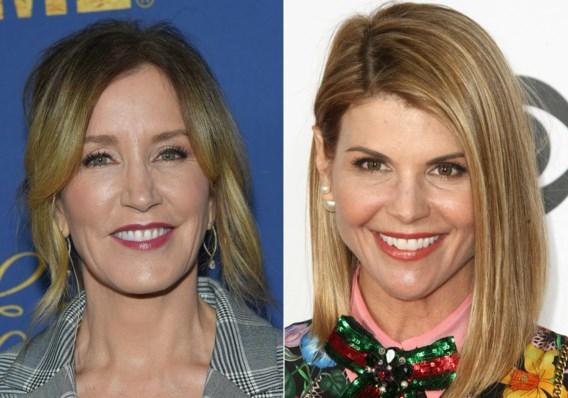 Tientallen mensen, onder wie twee actrices, beschuldigd van fraude om toegang tot universiteit te krijgen