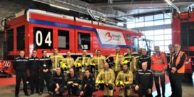 Luchthavenbrandweer neemt nieuwe uitvalsbasis langs tarmac in gebruik