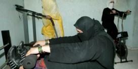 Iraanse vrouwen mogen gewichtheffen