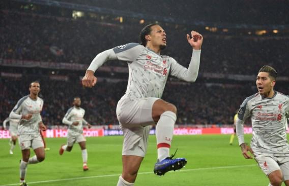 Geen Brexit in Champions League: Liverpool stoot als vierde Engelse club door naar de kwartfinales, ten koste van Bayern