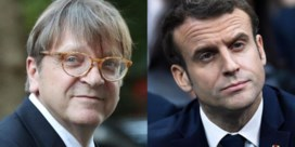 Macron dreigt Alde te dumpen wegens Bayer