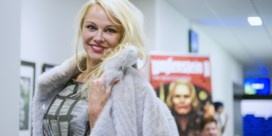 Pamela Anderson dankt Ben Weyts