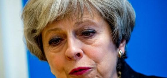 'Eigenlijk wil iedereen dat May opstapt'