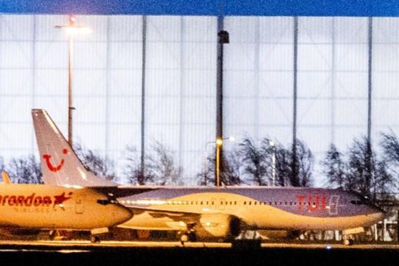 Twee Boeings van Tui België afgeleid naar andere luchthavens