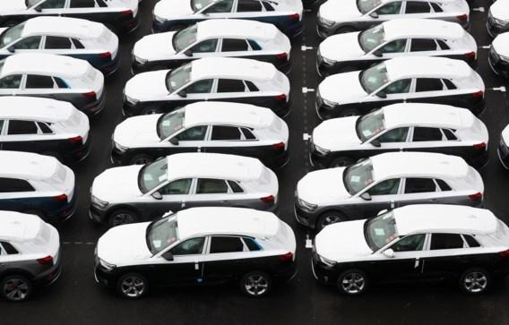 Europese autoverkoop daalt vijfde maand op rij