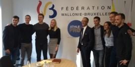 """Borlée-broertjes hebben """"constructief"""" onderhoud met Franstalige minister van Sport: expertisepool voor topsporters"""