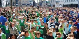 Duizend scholieren dansen morgen opnieuw voor klimaat, en ze brengen zwerfvuil mee