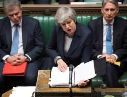 Hoe May de controle over haar regering verloor